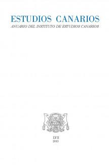 Estudios Canarios. Anuario del IECan, nº 57 (2013)